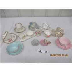 Over 20 Pcs - Royal Stafford, Royal Albert, Occupied Japan, Royal Adderly, & Others