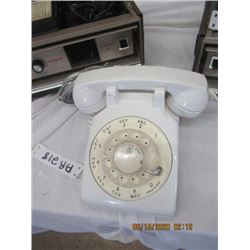 3 Items - Rotary Telephone, 2) Argus Electricmatic 560 Projectors- Vintage