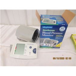 """""""Life Source"""" Blood Pressure Monitor- New Old Stock"""