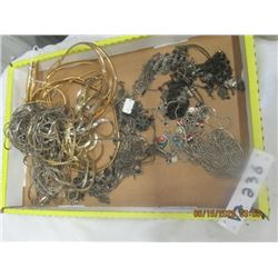 Large Amount of Various Jewellery- Mostly Chains