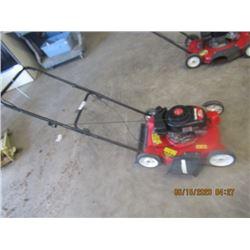 Yard Machine 3.5 HP Push Gas Mower- Not Running From Sitting