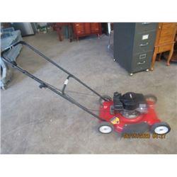 Murray 127 CC Push Gas Mower- Not Running From Sitting