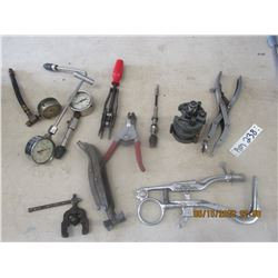 Specialty Tools 3) Compression Testers, Honers, Lifts, Cutters