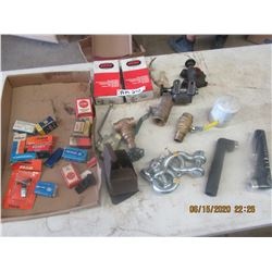 3 Clevis, Valve Shut Off, Ignition tool, 2 Electrode Holders, Hyd Valve, Bearings