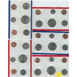 5 US Coin Sets (1992 x2, 1994, 1998 x2)