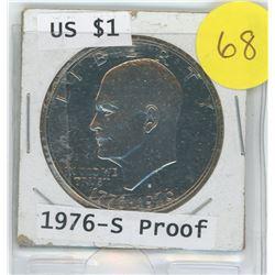 1976 US 1 Dollar Coin