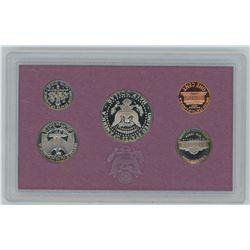 USA Mint Proof Set 1988