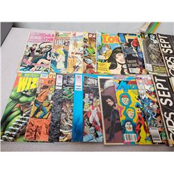 Lot of Old Comic Books