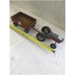 Tractor and Trailer - ERTL