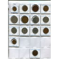 Coins of the World - Sheet 2