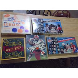 Lot of 5 Games