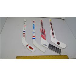 Plastic Mini Sticks