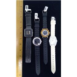 4 Assorted Watches