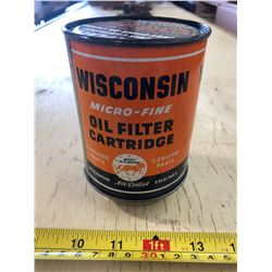 Wisconsin Oil Filter