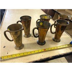 Bugle Shaped Mugs