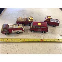 Tonka Fire Trucks