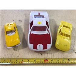 Misc. Toy Cars (3) - Aurora Gay