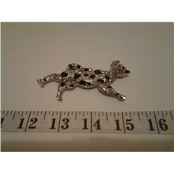 Bling Leopard Pin