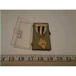 Royal Canadian Legion 60 Years Ribbon/Award