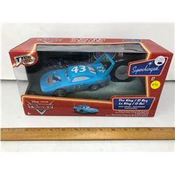 "Disney ""Pixar Cars"" The King/El Ray, Radio Controlled"