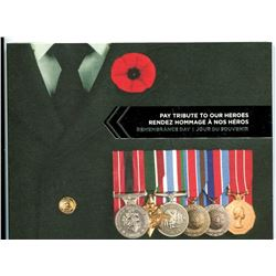 2010P - pay tribute to our heroes - 2004, 2008, and 2010 poppy quarters