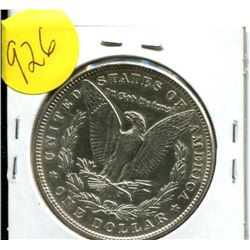 1885 USA Morgan Dollar