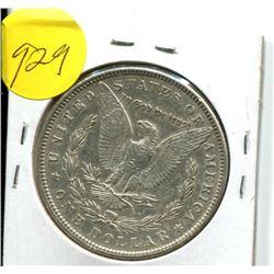 1897 USA Morgan Dollar