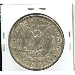 1898 USA Morgan Dollar