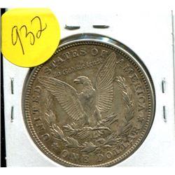 1921 USA Morgan Dollar