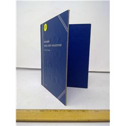 Blue Whitman Folder - Canadian Small Cents 1920 - 1972