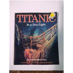 Illustrated Titanic Book - Companion to IMAX Film