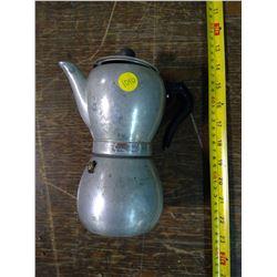 Small Antique Coffee Pecalator