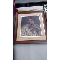 """Judy Pryah Limited Edition Print 576/1000, 28x32"""" - Signed"""