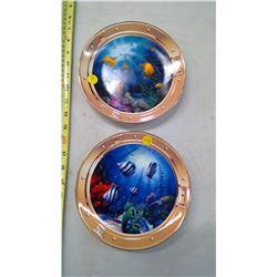 2 Royal Woutton Plates