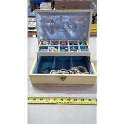 Jewelry Box Full of Jewelry
