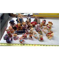 Ceramic Teddy Bear Collection