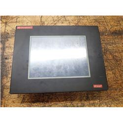 "EZ Durapanel SE Series 10"" Touch Screen Panel, M/N: EZD-T10C-SE"