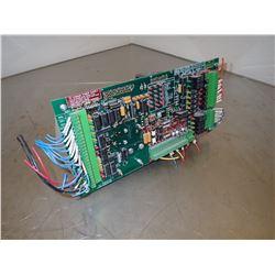 UNITROL ELECTRIC #9280B-4 INPUT/OUTPUT BOARD & POWER SUPPLY
