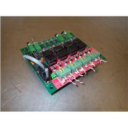 UNITROL ELECTRIC #9280F-2 MULTI-SCR FIRING BOARD