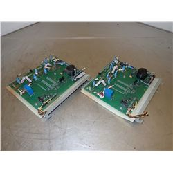 (2) MISC. CIRCUIT BOARD 900-8696-3M2 AS12137172