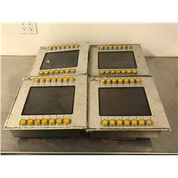 (4) BINAR OS40 OPERATOR PANEL