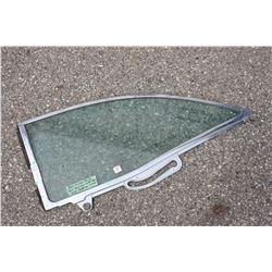 Window for 1957 for a Ford Fairlane (left side)