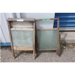 2 Washboards
