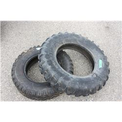 A78-13 Tubeless Tire and Firestone 670-15 Tire