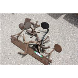 Lot of 8 Buggy Steps