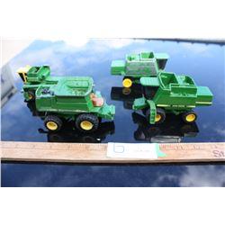 4 John Deere Toys
