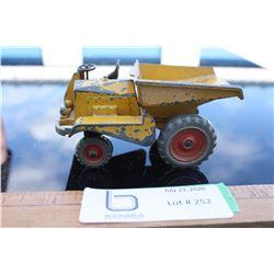Dinky Toy Dump Truck
