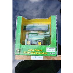 John Deere 9750 STS Combine in Packaging