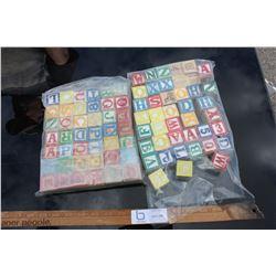 2X THE MONEY - Wooden Blocks