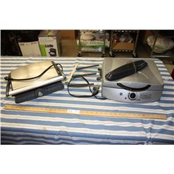 General Electric Grill and 2nd Grill (Both Working)